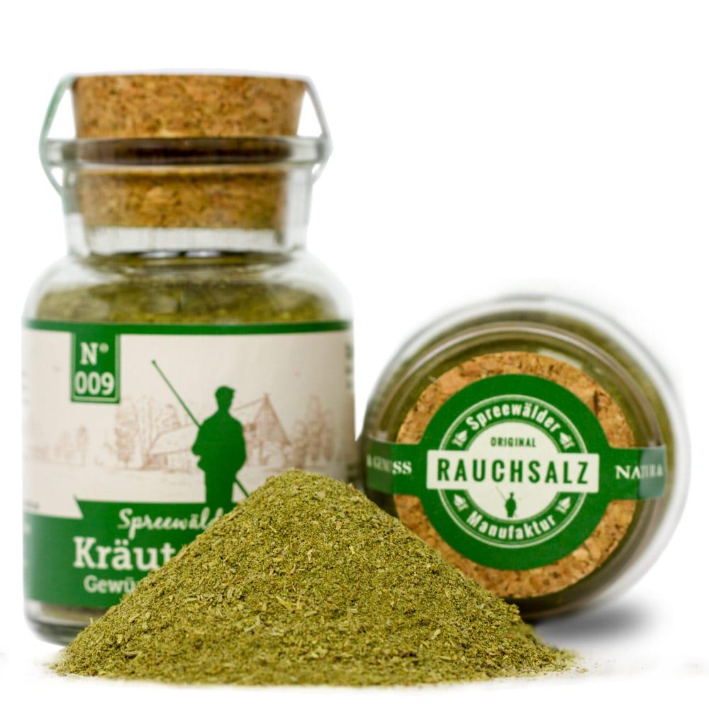 Kräutersalz mit Rauchsalz 3er Kombi