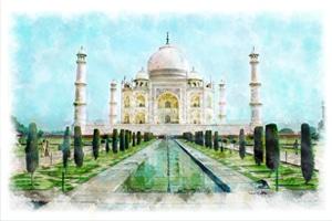 Indischer Palast