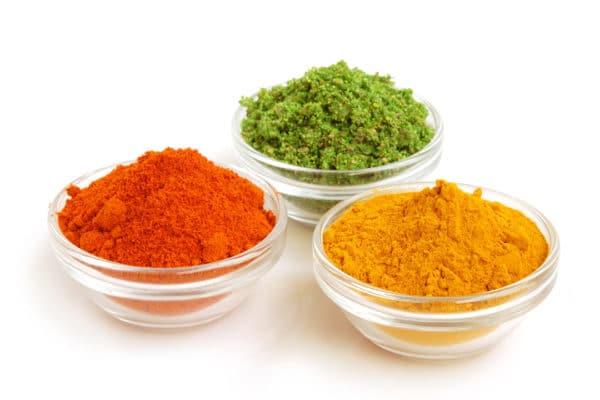 Rezept Rauchsalzmandeln Zutaten Paprika Curry Kraeutersalz
