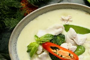 Warenkunde Rauchsalz Cayennepffer grünes Curry