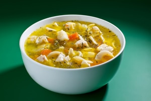 Suppe mit Galgant