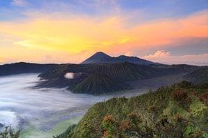 Insel Indonesien
